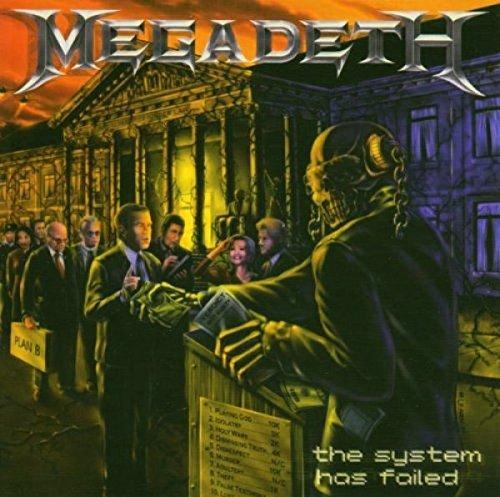 Megadeth: The System Has Failed (Audio CD)