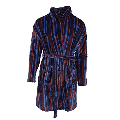 4xl towelling dressing gown - 1