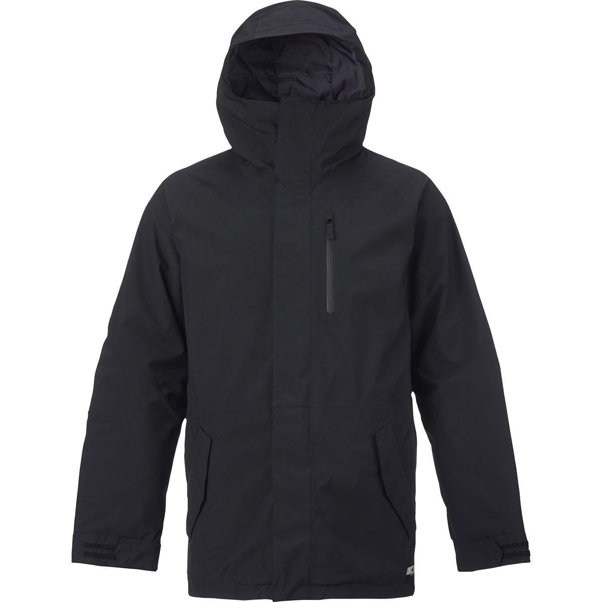 (バートン) Burton Radial Gore-Tex Jacket メンズ ジャケットTrue Black [並行輸入品] B075K717BS  True Black 日本サイズ M (US S)