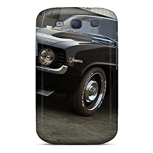 lintao diy Galaxy S3 Cover Case - Eco-friendly Packaging(classic Z/28 Camaro)