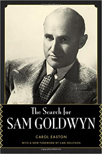 The Search for Sam Goldwyn (Hollywood Legends Series)