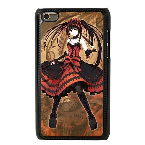 exquisite image for iPod 4 Case Black kurumi tokisaki date a live AMI6765621