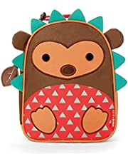 Skip Hop Zoo Lunchie Insulated Kids Lunch Bag, Hedgehog