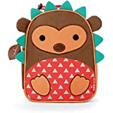 Skip Hop Zoo Lunchie Insulated Kids Lunch Bag, Hedgehog