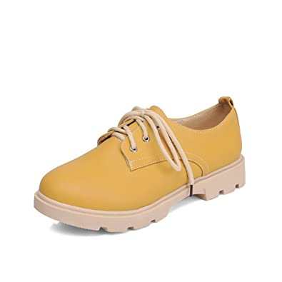 Chaussures Lazutom jaunes Casual femme ibxg4