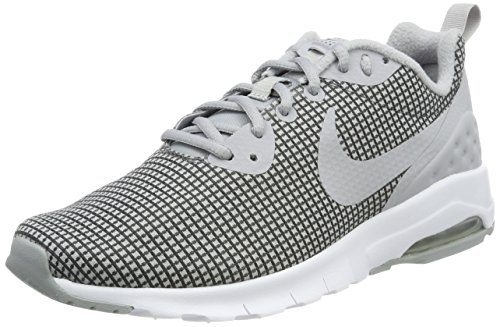 Nike Mens Air Max Motion Cross Cross Trainer Grigio Scuro / Grigio Lupo-antracite