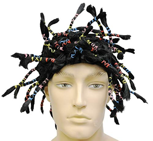 UHC Tammy Lee Dreadlock Synthetic Fiber Wig Rastafarian