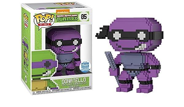8-Bit POP: Teenage Mutant Ninja Turtles - Neon Donatello