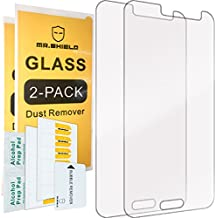 [2-PACK]-Mr Shield For Samsung Galaxy J2 [Tempered Glass] Screen Protector with Lifetime Replacement Warranty