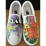 a0066615fa97dc hand painted pokemon shoes vans pokemon custom shoes