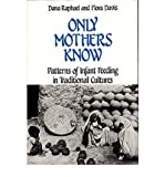 img - for Only Mothers Know: Patterns of Infant Feeding in Traditional Cultures (Contributions in Drama and Theatre Studies,) by Dana Raphael (1985-04-25) book / textbook / text book