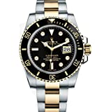 Best Rolex Watches For Men - Rolex Submariner Stainless Steel Yellow Gold Watch Diamond Review