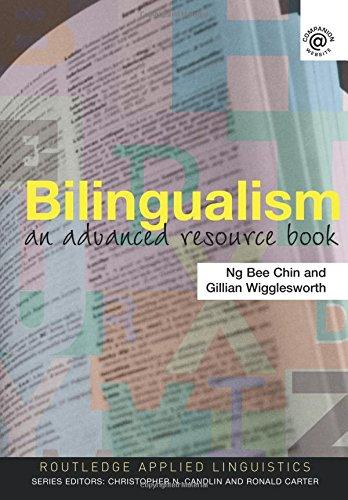Bilingualism (Routledge Applied Linguistics Series)