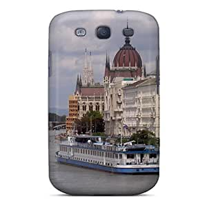 Hot Snap-on Budapest 3 Hard Cover Case/ Protective Case For Galaxy S3