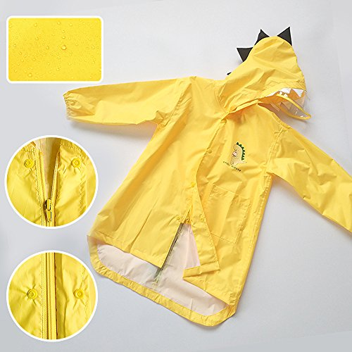 Review Doubmall Raincoat for Kids