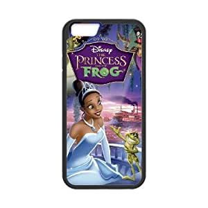 iPhone 6 4.7 Inch Cell Phone Case Black Princess and the Frog V8397871
