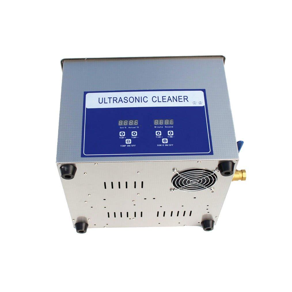 Dental Ultrasonic Cleaner 300W Ultrasonic Generator Hydrosonic Cleaner Ultrasonic Cleaning Systems Vibration Cleaner Ultrasonic Teeth Cleaning by Yu clean (Image #5)