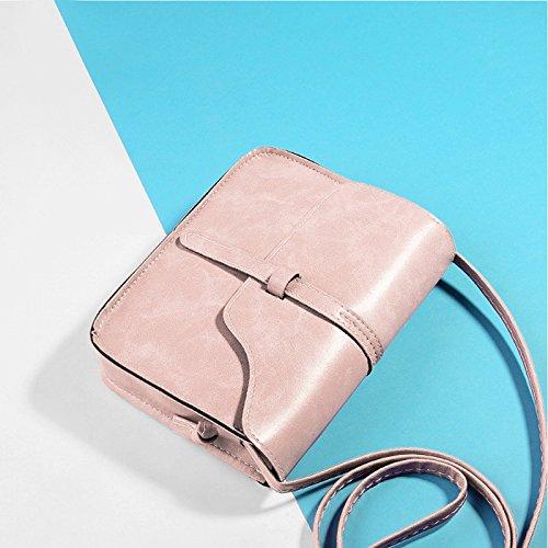 Satchel Shoulder Purse Handbag Pink LANDUM Coffee Women's Tote Messenger Bag Fashion Hobo Bag qqHFApwn