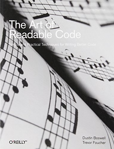 By Dustin Boswell - The Art of Readable Code (Theory in Practice) (2011-12-11) [Paperback]の詳細を見る