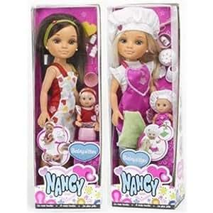 Nancy - Muñeca babysitter (surtido: modelos aleatorios)