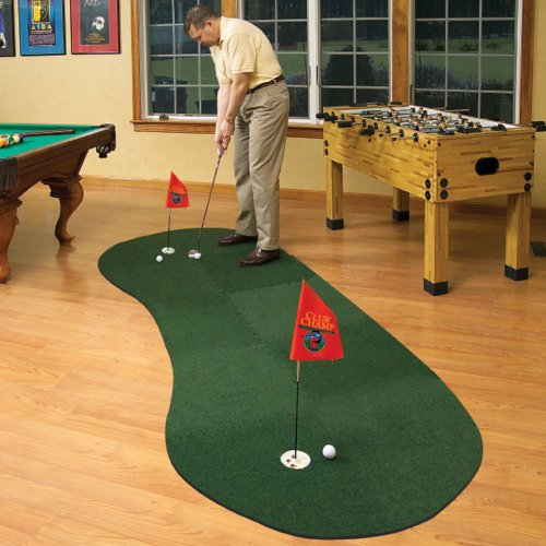 Amazing Club Champ Expand-a-Green Golfer's Modular Putting System (System Expand)