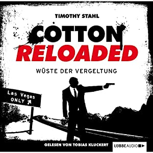 Wüste der Vergeltung (Cotton Reloaded 24) Hörbuch