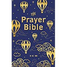 ICB Prayer Bible for Children - Navy and Gold