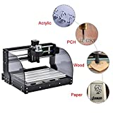 CNC 3018pro-M DIY Mini CNC Machine, Latest 3 Axis