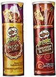 Pringles Cinnamon & Sugar and Pecan Pie - Limited Edition