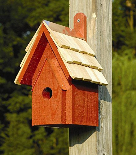 Heartwood 076C Classic Decorative Bird House