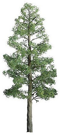 "JTT Professional Series Pine Trees 2"" HO/N Scale - 4 Pack"