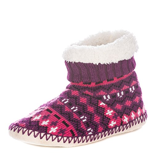 197b77e26a4d Noble Mount Womens Arctic Indoor Boot Slippers 50%OFF - holmedalblikk.no