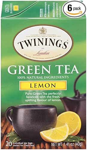 Product thumbnail for Twinings Green Tea and Lemon