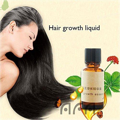 Huile Essentielle de Cheveux Biotine, LuckyFine, Aide la Croissance des Cheveux, Traitemente Perte De Cheveux, Cure anti-chute, Hair Growth Essence
