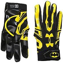 Under Armour Men's Alter Ego Batman F5 Football Gloves