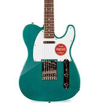 Miiliedy Guitarra eléctrica de la serie Affinity Principiantes Practique tocar la guitarra eléctrica profesional adecuada para