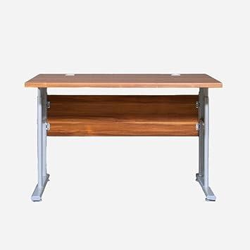 Sts Supplies Ltd Höhenverstellbarer Schreibtisch Arbeitstisch Groß