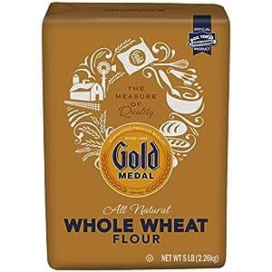Gold Medal, Whole Wheat Flour, 5 lb