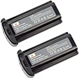 DSTE® 2x NP-E3 Replacement Ni-MH Battery for Canon EOS 1D EOS 1D MarkII EOS 1D MarkII N EOS 1DS EOS 1DS MarkII Camera