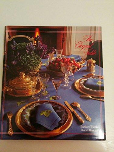 Elegant Table by Brand: Harry N Abrams