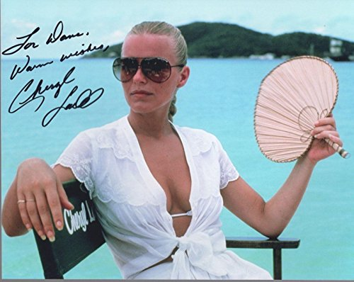 cheryl-ladd-hand-signed-8x10-color-photo-coa-very-sexy-cleavage-to-dav