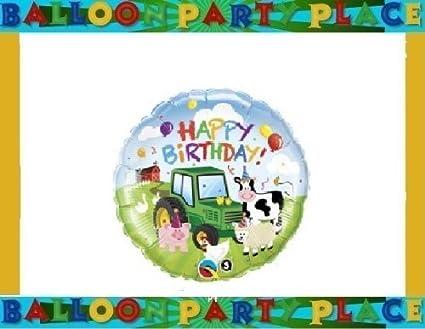 Amazon Old Mcdonalds Farm Birthday Party Supplies Decorations