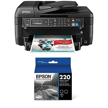 Amazon.com: Epson WF-2750 - Impresora multifunción con ...