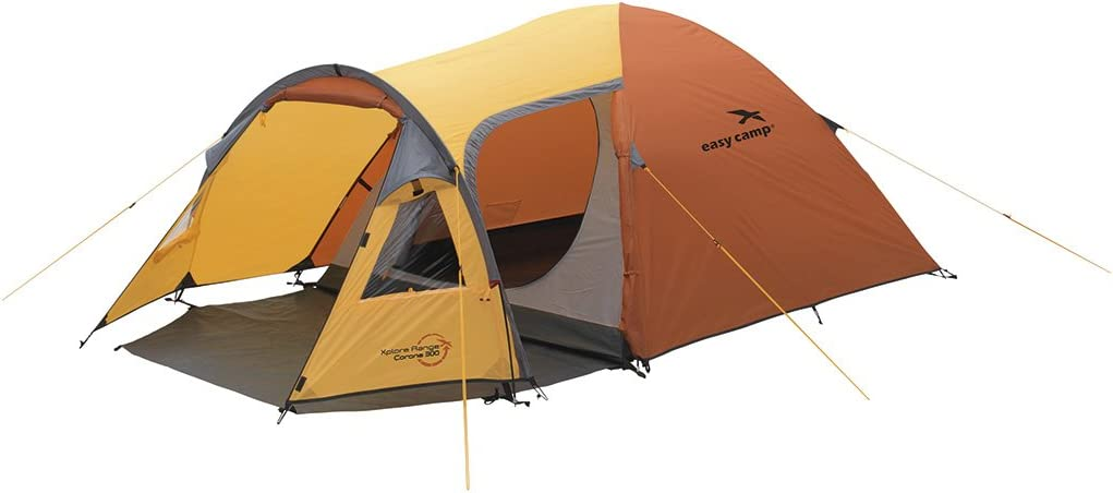 Camping Mit Zelt Corona
