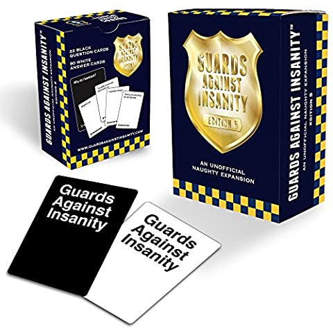 Guards Against Insanity Edition 5, An Unofficial Naughty Expansion Pack