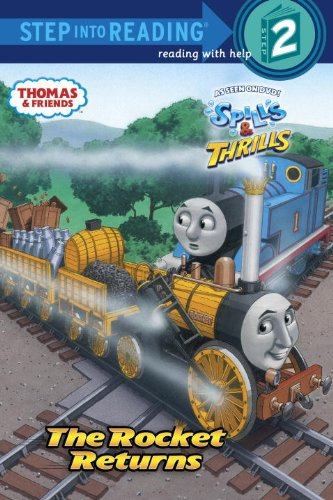 Download The Rocket Returns (Thomas & Friends) (Step into Reading) PDF