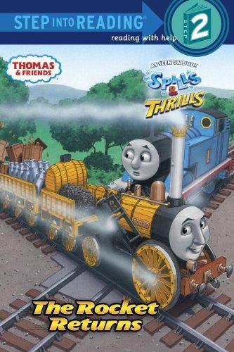 The Rocket Returns (Thomas & Friends) (Step into Reading) PDF