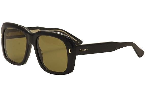 cdbb23915b Amazon.com  Gucci Fashion Sunglasses  Clothing