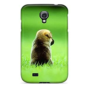 Galaxy S4 All Alone Print High Quality Tpu Gel Frame Case Cover wangjiang maoyi