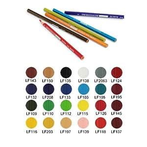 Prismacolor Premier Lightfast Colored Pencils, Set of 24